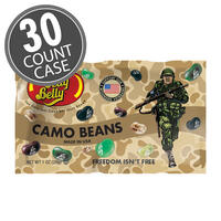 Freedom Fighters Jelly Beans - 1 oz Bag - 30 Count Case