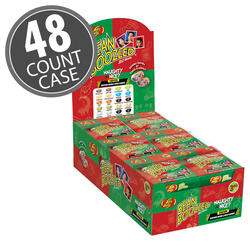 BeanBoozled Naughty or Nice Jelly Beans - 1.6 oz Box (3rd edition) - 48 Count Case