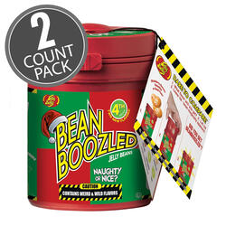 BeanBoozled Naughty or Nice Mystery Bean Dispenser (4th edition) 2-Count Pack