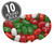 Jelly Belly Christmas Mix - 10 lbs bulk-thumbnail-1
