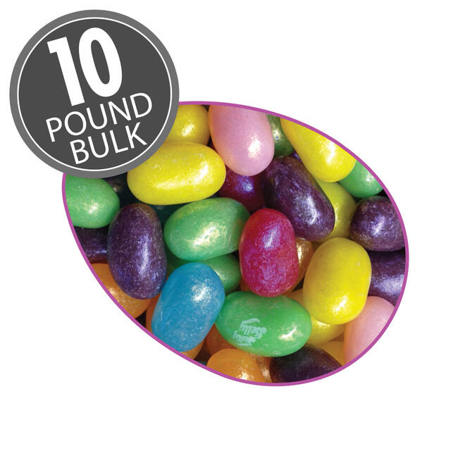 Jewel Spring Mix Jelly Bean  - 10 lbs Case
