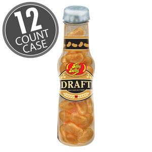 Draft Beer Jelly Beans 1.5 oz Bottle - 12 Count Case