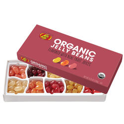 Organic Jelly Beans from the makers of Jelly Belly - 4.25 oz Gift Box