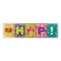 Jelly Belly 5-Flavor HOP Clear Gift Box - 4 oz