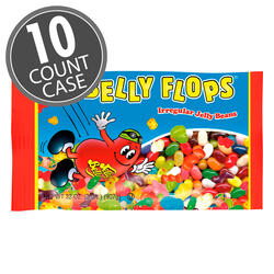 Belly Flops® Jelly Beans  - 2 lb. Bag - 10 Count Case