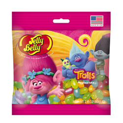 DreamWorks© Trolls Jelly Beans 2.8 oz Gift Bag