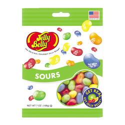 Sours Jelly Beans - 7 oz Bag