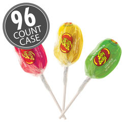 Jelly Belly Lollibeans® Lollipops - 96-Count Case
