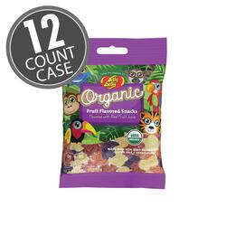 Organic Fruit Flavored Snacks 2.12 oz bag - 12 Count Case