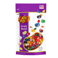 Fruit Bowl Mix Jelly Beans 9.8 oz Pouch Bag