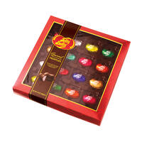 Jelly Belly Assorted Chocolate Truffles 4.8 oz Gift Box