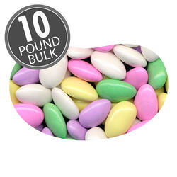 Assorted Jordan Almonds - 10 lbs bulk