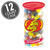 49 Assorted Jelly Bean Flavors - 12 oz Clear Can - 12-Count Case-thumbnail-1