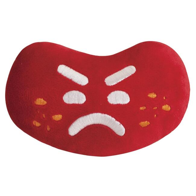 Mixed Emotions® Mini Plush Red