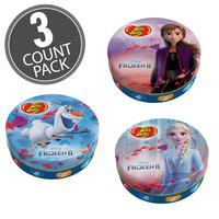 Disney© FROZEN 2 Jelly Beans Tin - 1 oz Tin - 3 Count Pack