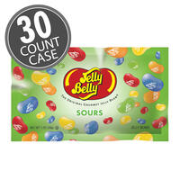 Jelly Belly Sours Jelly Beans 1 oz Bag - 30-Count Case