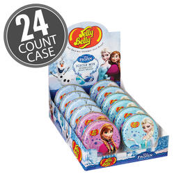 Disney© FROZEN Jelly Beans Tin - 1 oz Tin - 24 Count Case