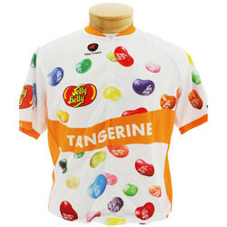 Jelly Belly Tangerine Cycling Jersey - Adult - Large