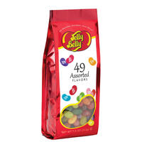 49 Assorted Jelly Bean Flavors - 7.5 oz Gift Bag