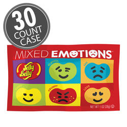Jelly Belly Mixed Emotions™ 1 oz Bag - 30-Count Case