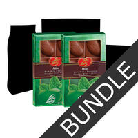 Gourmet Chocolate Bars Valentine's Day Bundle (6 Items)