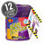 BeanBoozled Jelly Beans 3.5 oz Mystery Bean Dispenser (5th edition) 12-Count Case-thumbnail-1