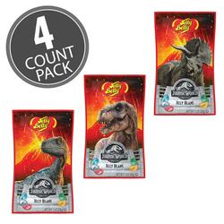 Jurassic World 2 Jelly Belly 1 oz Bag, 4-Count Pack