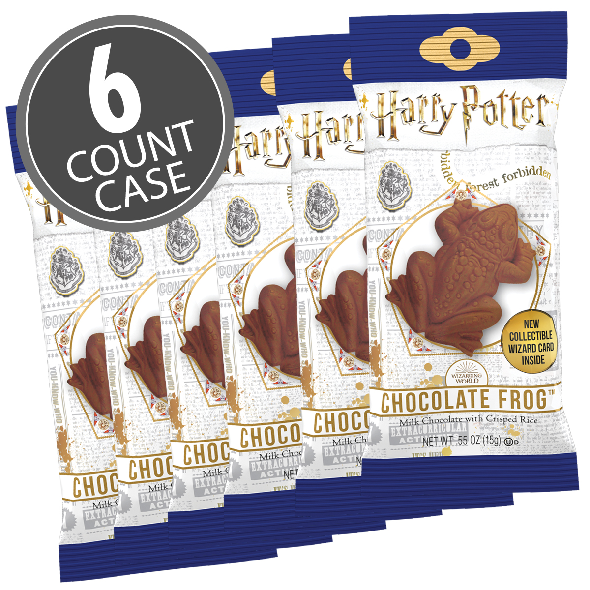 "photograph about Harry Potter Chocolate Frog Cards Printable named Harry Potterâ""¢ Chocolate Frogs"