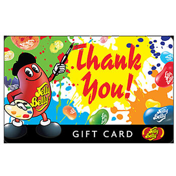 Jelly Belly Online Gift Card - Thank You