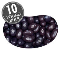 Wild Blackberry Jelly Beans - 10 lbs bulk