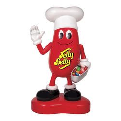Mr. Jelly Belly Standing Jelly Bean Machine Dispenser
