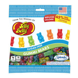 Sugar-Free Gummi Bears - 2.8 oz Bag
