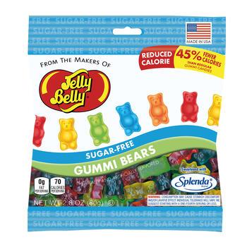 Sugar-Free Gummi Bears - 2 8 oz Bag