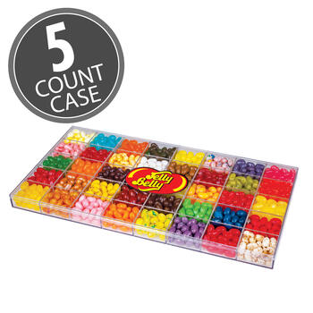 40 Flavor, 32 oz Clear Gift Box - 5-Count Case