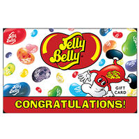 Jelly Belly Online Gift Card - Congratulations