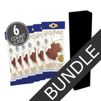 Harry Potter™ Chocolate Frogs + Chocolate Wand Value Bundle (7 Items)