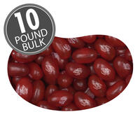 Raspberry Jelly Beans - 10 lbs bulk