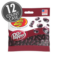 Dr Pepper® Jelly Beans 3.5 oz Grab & Go® Bag - 12 Count Case