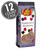 Raspberries and Blackberries - 6 oz Gift Bags - 12-Count Case-thumbnail-1