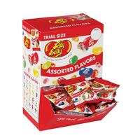 20 Assorted Jelly Bean Flavors - 0.35 oz. bag - 80 Count