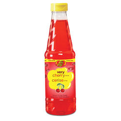 Jelly Belly Snow Cone Syrup - Sugar-Free Very Cherry