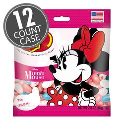 Minnie Mouse Jelly Beans - 2.8 oz Bag - 12 Count Case