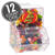 Jelly Belly Mini Bean Bin with 3.5 oz of Assorted Jelly Beans - 12-Count Case-thumbnail