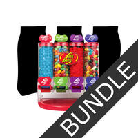My Favorites Jelly Bean Dispenser Bundle (5 Items)