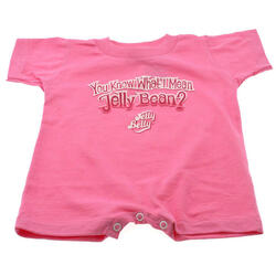 Jelly Belly Infant Romper  - 12 Months