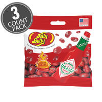 TABASCO® Jelly Beans 3.1 oz Grab & Go® Bag - 3-Count Pack
