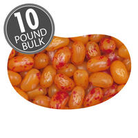 Peach Jelly Beans - 10 lbs bulk