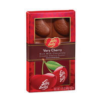 Jelly Belly Cherry Filled Chocolate Bar - 1.75 oz