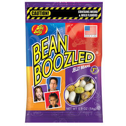 BeanBoozled Jelly Beans 1.9 oz bag (3rd edition)