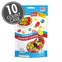 Sugar-Free Jelly Beans 8.25 oz Pouch Bag - 10 Count Case